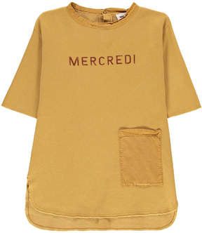 Bobo Choses Organic Cotton Mercredi Dress