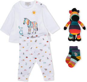 Paul Smith Animals playwear set