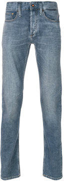 Denham Jeans washed slim-fit jeans