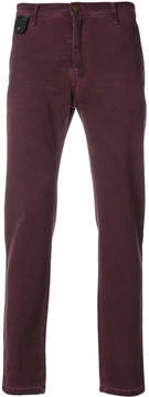 Frankie Morello mid-rise straight leg jeans