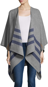 Saks Fifth Avenue Women's Striped Wool Scarf