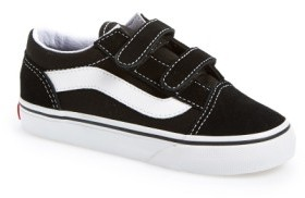 Vans Toddler 'Old Skool' Sneaker