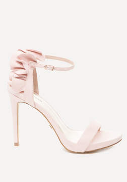 Bebe Blaire Ruffle Sandals
