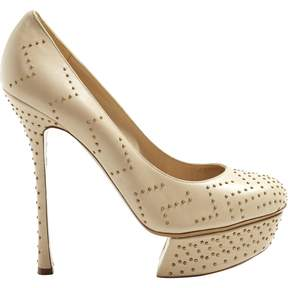 Nicholas Kirkwood Leather heels