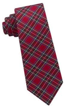 Lord & Taylor Boy's Todd Tartan Silk Tie