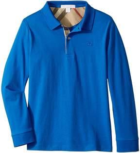 Burberry Mini Jersey PPM Polo Boy's Clothing