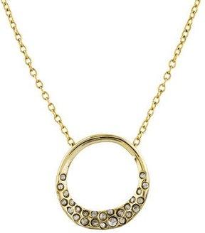 Alexis Bittar Crystal Pendant Necklace