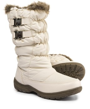 totes Double-Buckle Winter Boots - Waterproof, Insulated (For Women)
