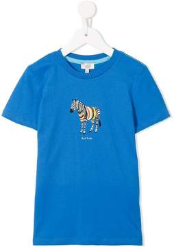 Paul Smith zebra T-shirt