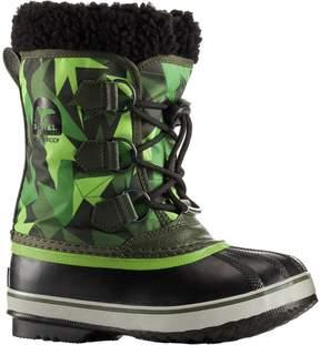 Sorel Yoot Pac Nylon Print Boot