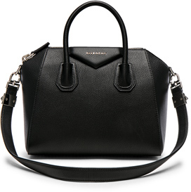Givenchy Small Sugar Antigona in Black.