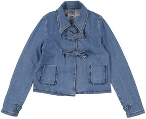 N°21 Ndegree 21 Denim outerwear