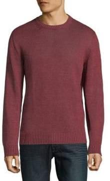 Corneliani Wool Knit Crewneck Sweater