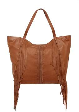Lucky Brand Zori Leather Tote