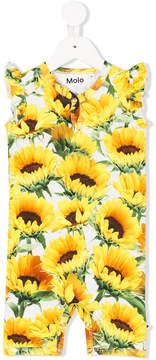 Molo sunflower print shorties