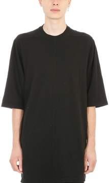 Drkshdw Jumbo Black Jersey T-shirt