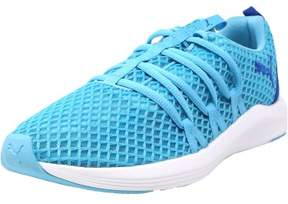 Puma Women's Prowl Alt Mesh Nrgy Turquoise / White Low Top Running Shoe - 11M