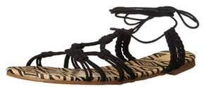 Roxy Womens Mari Open Toe Casual Gladiator Sandals.