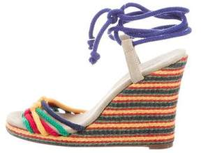 Marc Jacobs Espadrille Wedge Sandals