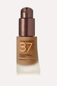 37 Actives - High Performance Anti-aging Treatment Foundation - Dark, 30ml