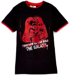 Star Wars Black & Red 'We Can Rule the Galaxy' Tee - Boys