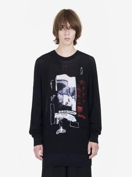 McQ Cobra Club Wool Sweater