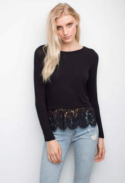 Generation Love Jules Lace Top