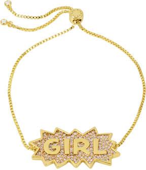 Henri Bendel Girl Slider Bracelet