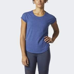 adidas Womens Training Performer Hi-Lo Tee (large) (X-Small)