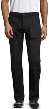 Diesel Black Gold Men's Solid Cotton Jeans