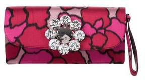 Marc Jacobs Double Trouble Clutch - PINK - STYLE