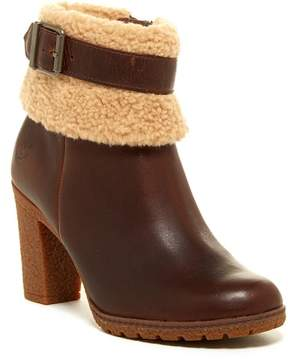Timberland Glancy Faux Fur Teddy Bootie