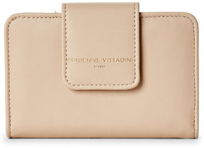 adrienne vittadini Sand French Purse