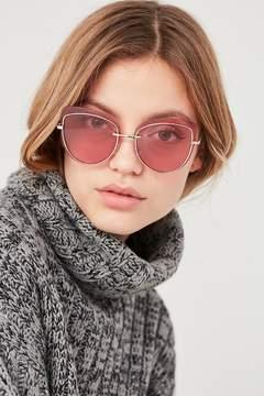 Urban Outfitters Paparazzi Cat-Eye Sunglasses