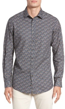 Rodd & Gunn Men's Glenure Original Fit Print Sport Shirt