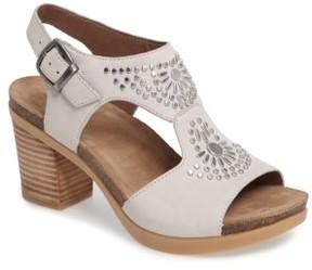 Dansko Women's Deandra Studded Sandal
