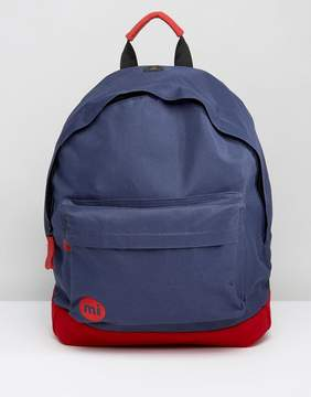 Mi-Pac Mi Pac Classic Backpack with Contrast Red