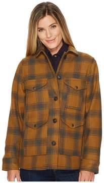 Filson Lined Seattle Cruiser Jacket Women's Coat