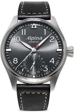 Alpina Startimer Pilot Automatic Watch, 44mm