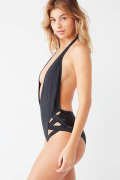 6 Shore Road Kiyana Strappy One-Piece Swimsuit
