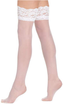 Berkshire French Lace Top Thigh High Hosiery 1363