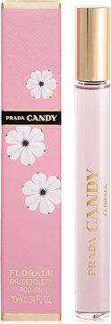 Prada Candy Florale Eau de Toilette Rollerball, 0.34 oz.