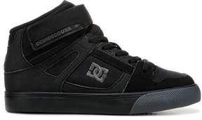 DC Kids' Spartan EV High Top Skate Shoe Pre/Grade School