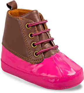 Laura Ashley Girls Nora Infant Duck Boot