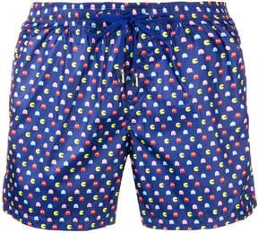 fe-fe Pacman swim shorts