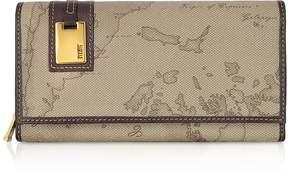 Alviero Martini Large Women's Medium ID Flap Wallet
