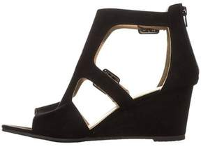 Esprit Womens Angel-e Open Toe Casual Platform Sandals.