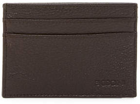 Boconi Leather ID Card Case