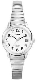 Timex Women's Easy Reader Silvertone