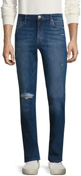 Joe's Jeans Men's Brixton Distressed Slim Straight Jeans